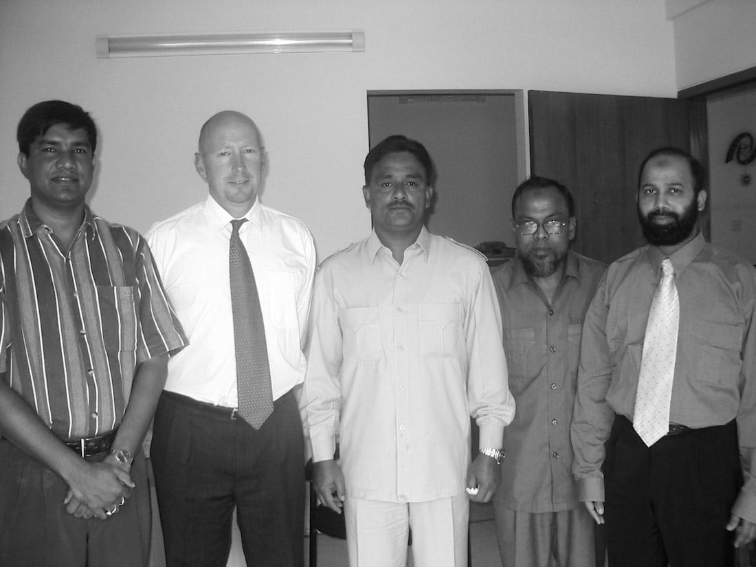 Agents and Clients - Bangladesh