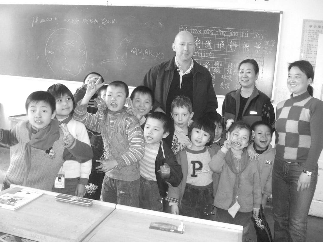 Chinese School Client