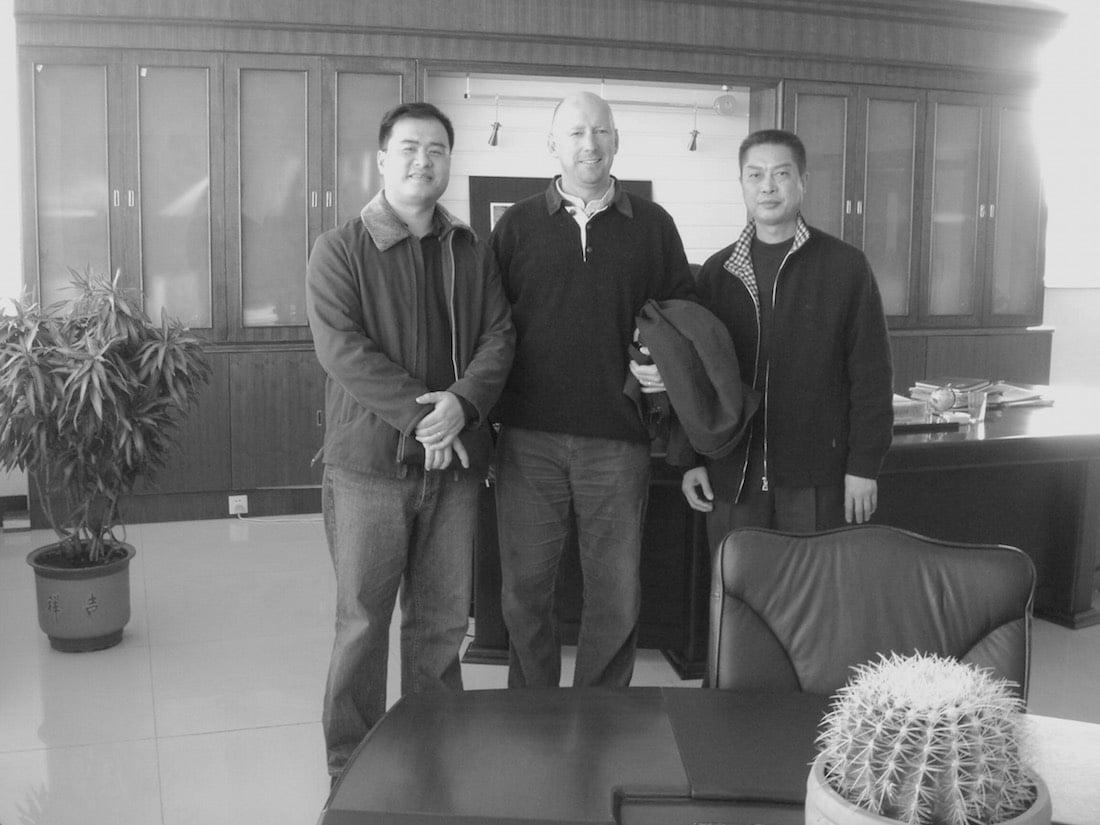 Urumqi Clients - China