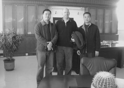 Urumqi Clients - China